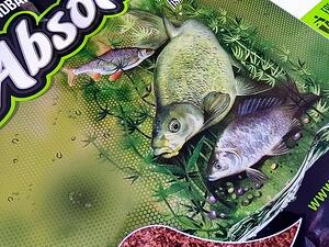 Flexo Printed Film Fish Bait