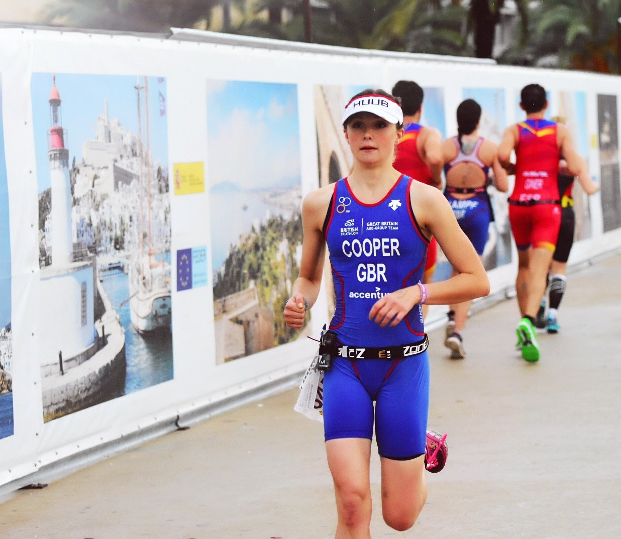 Meet our Ambassador Jem: The Ballerina to Triathlete